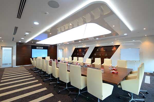 Directors meting room Interior Design