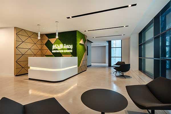 company interior design