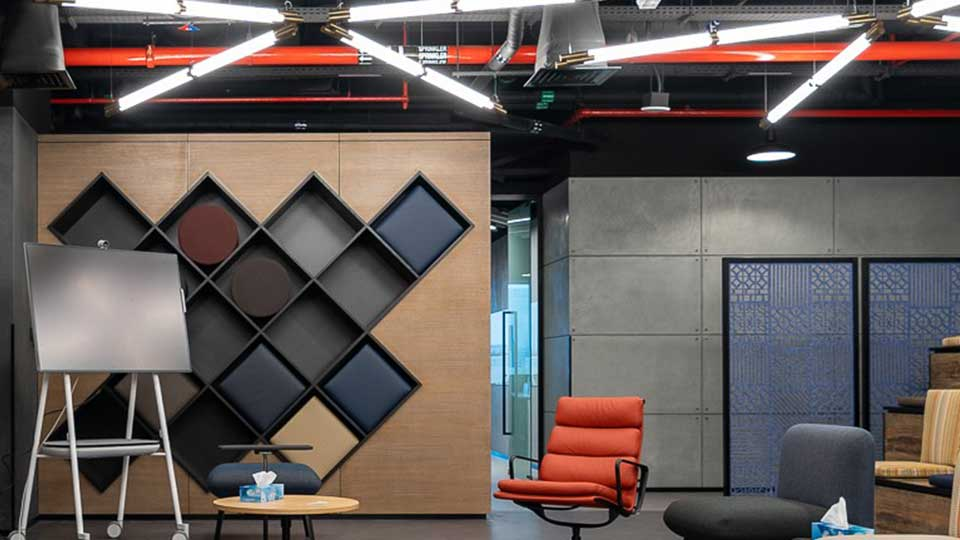 3 Modern space-saving Interior design ideas for your office